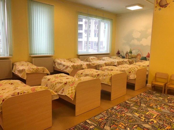 Детский сад на 195 мест открыт в Санкт-Петербурге