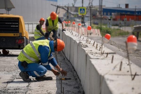 Как ремонтировали дороги и мосты в Свердловской области в 2020 году | e1.ru - новости Екатеринбурга