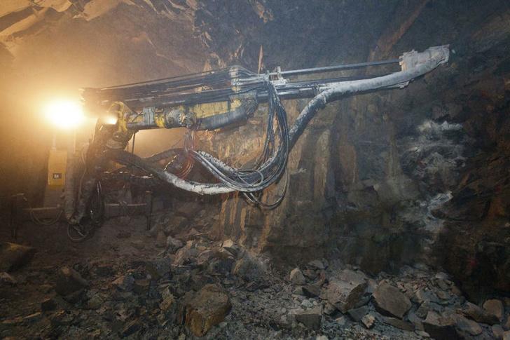 Начата добыча руды на золото-серебряном месторождении Ольча в Магаданской области