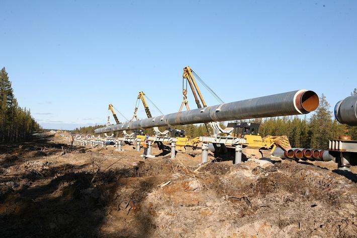 Нефтепровод «Куюмба – Тайшет»
