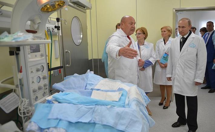 Национальный центр акушерства и гинекологии в москве