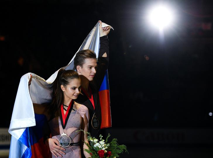 Российские юниоры заняли весь пьедестал в финале Гран-при в танцах на льду