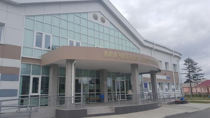 В селе Троицком Сахалинской области начала работу новая амбулатория