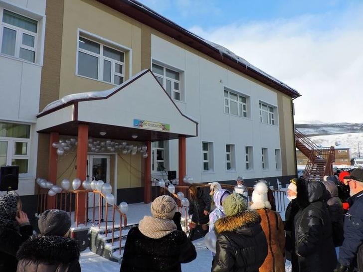 На Парамушире открыли детский сад
