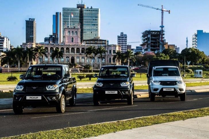 УАЗ в 2019 году увеличил экспорт на 29%