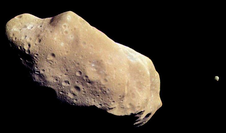 Об астероидной «погоде» расскажет Ultiman