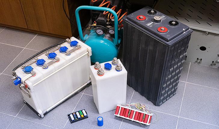 Как не взорвать батарею