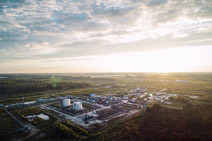 """""""Газпром нефть"""" успешно применила на суше технологию шельфовой электроразведки нефти"""