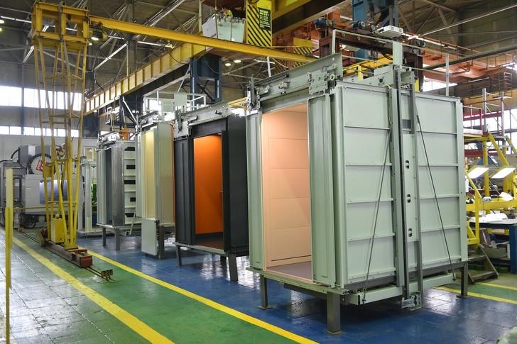Как делают лифты на Московском Карачаровском механическом заводе. Репортаж