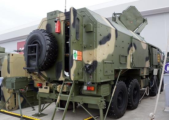 Новый звукометрический комплекс разведки поступил артиллеристам ВВО в Приморье