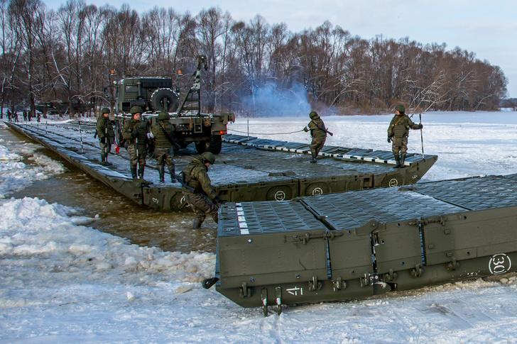 На Северном флоте создан морской инженерный полк для работы в Арктике