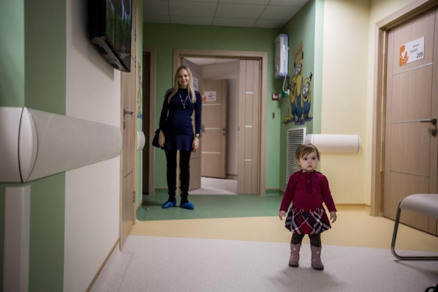 Детская онкогематологическая больница в перми
