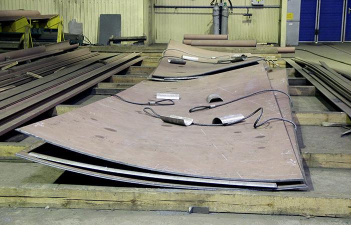Участок гибки металла, Выборгский СЗ