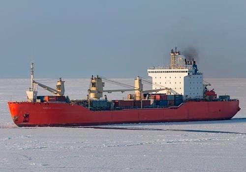 На форуме по Арктике предложили способ оптимизации морских перевозок