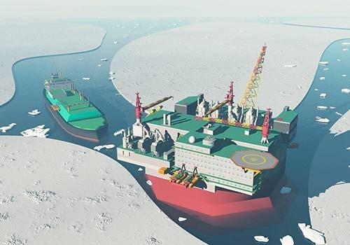 Проектные бюро ОСК продолжают подводные разработки для освоения Арктики