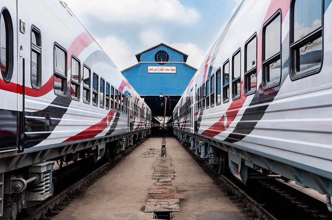 Поставленные Египту пассажирские вагоны производства Тверского вагоностроительного завода