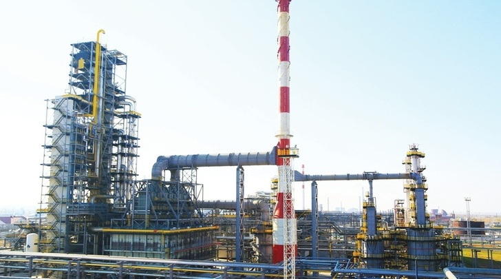 Новокуйбышевский НПЗ приступил к опытной эксплуатации новой установки по производству авиатоплива
