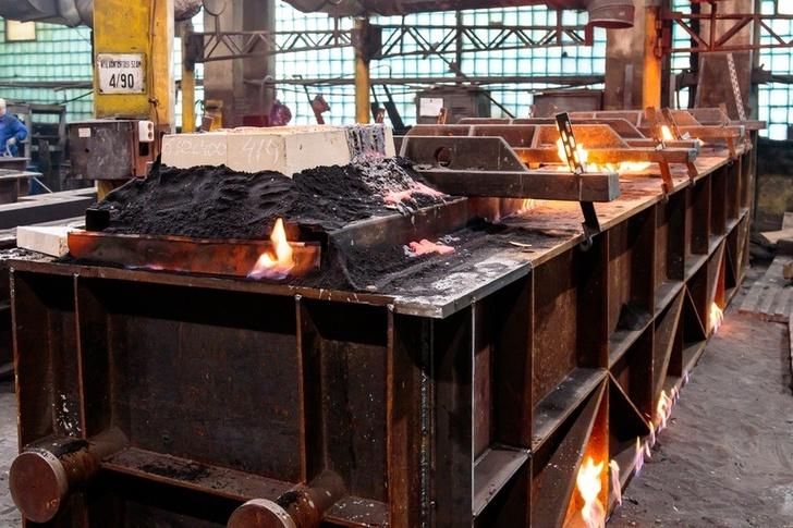 Как строят станки на заводе «Саста», изображение №22