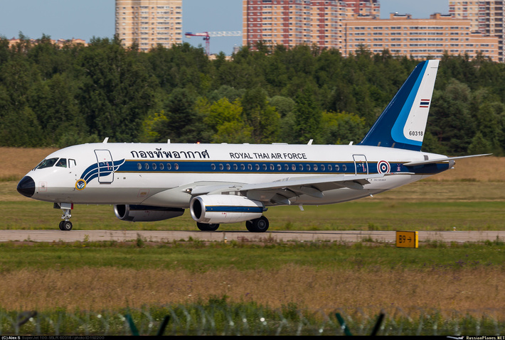Sukhoi Superjet-100 97014 (95095)