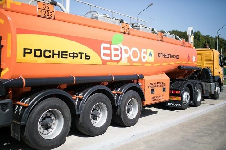 Рязанский НПЗ полностью перешел на производство бензина «Евро 6»