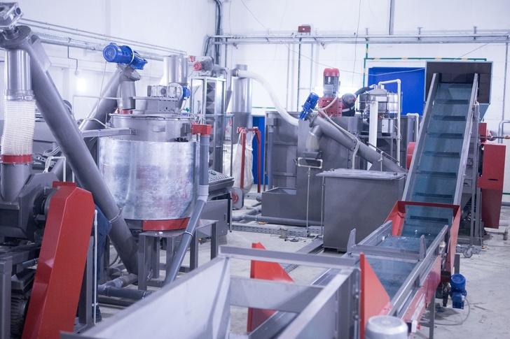 Компания ПОЛИМЕХ запустила комплекс по переработки ПЭТ-бутылок в Минске