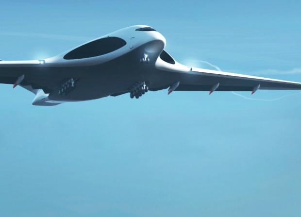 Новый самолет будущего ПАК ВТА получит ПД-23