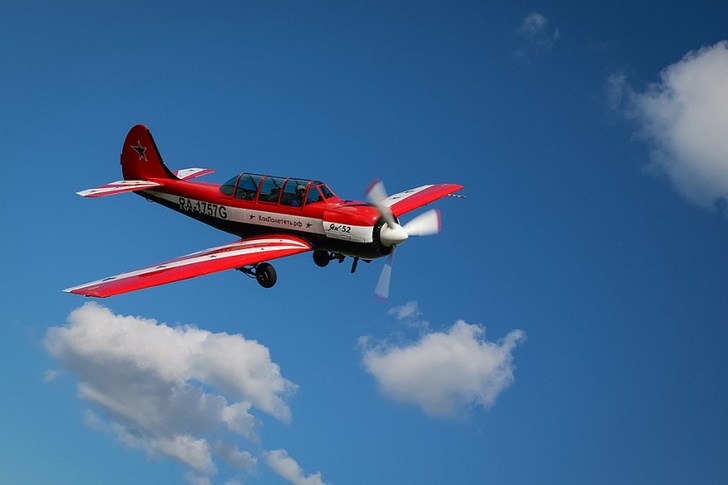 Разработка для Як-52: первый в мире авиадвигатель из алюминия