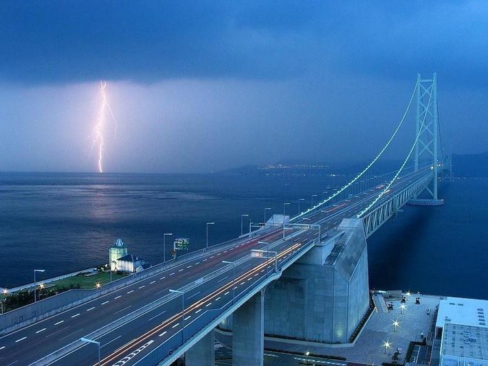 Стройка керченского моста стартовала