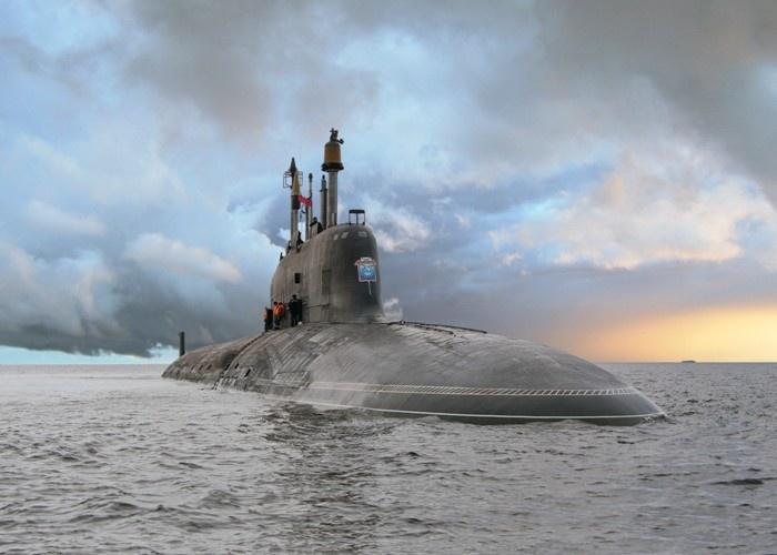 Завершена опытная эксплуатация новейшей АПЛ «Северодвинск»