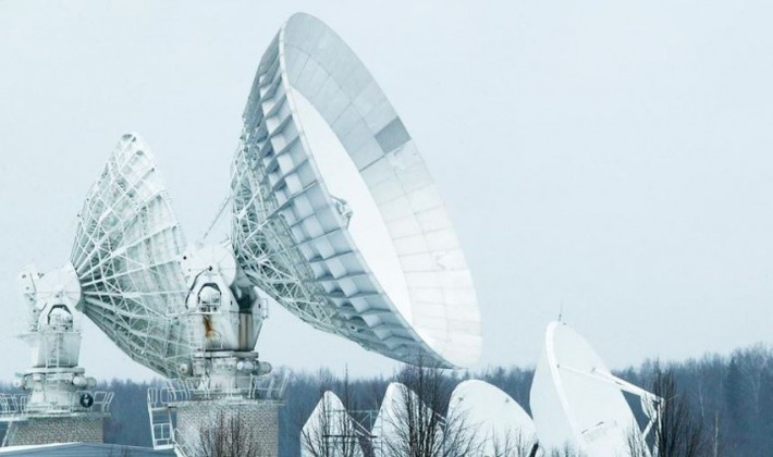 В Норильске построили станцию спутниковой связи