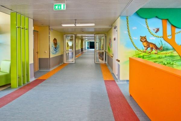 Медицинский центр примут