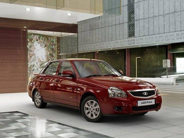 Обновленная Lada Priora – продажи начались - Фото 2