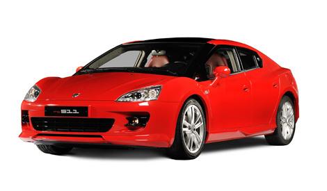 ТагАЗ принимает заказы на свой новый спорт автомобиль по цене 415 000 рублей.