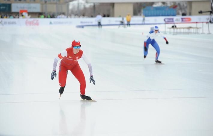 Соревнования по конькобежному спорту на Универсиаде-2017