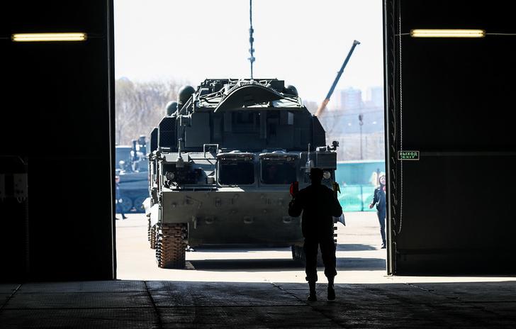 Зенитно-ракетные подразделения мотострелковой бригады ЮВО приняли на вооружение ЗРС «Тор-М2»
