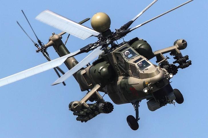 Ударный вертолет Ми-28НМ Сергей Бобылев/ТАСС