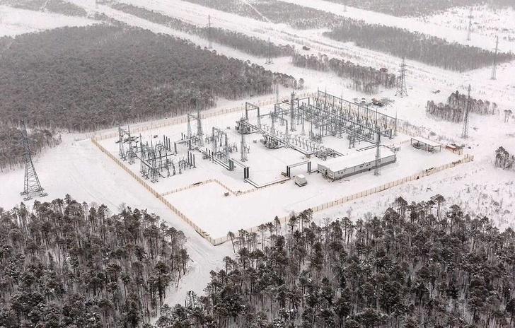 «Роснефть» реализовала масштабный проект по энергоснабжению Уватской группы месторождений