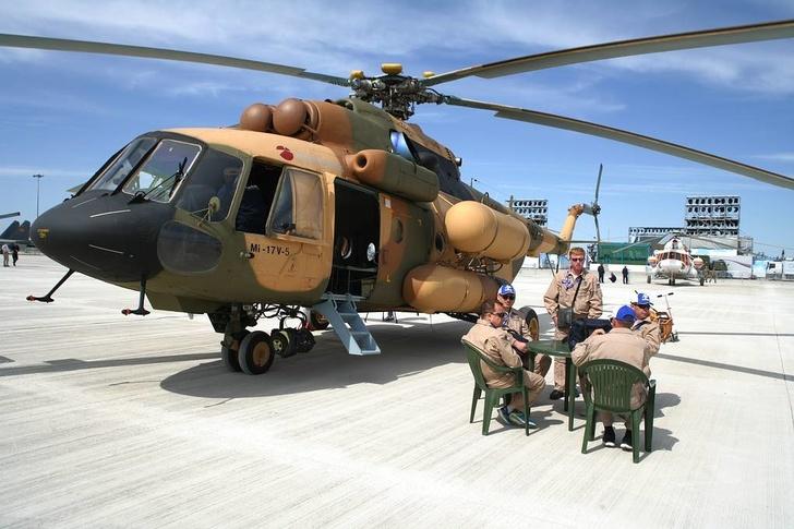 Вертолет Ми-17В-5 Ладислав Карпов/ТАСС