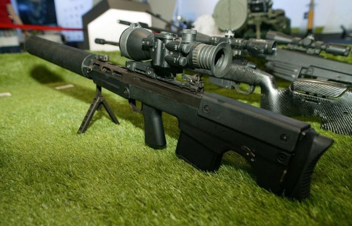 Винтовка ВКС не имеет аналогов на мировом рынке стрелкового вооружения.