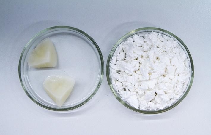 Биоразлагаемый полимер, созданный в Томском госуниверситете