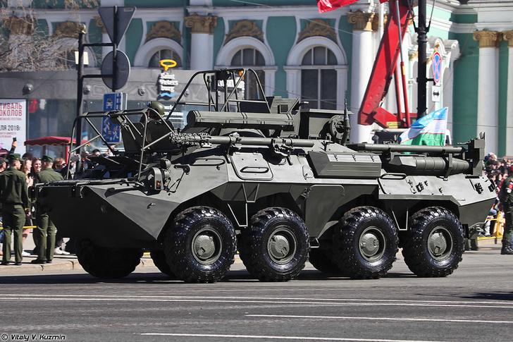 Крупную партию новой техники связи получили в Восточном военном округе