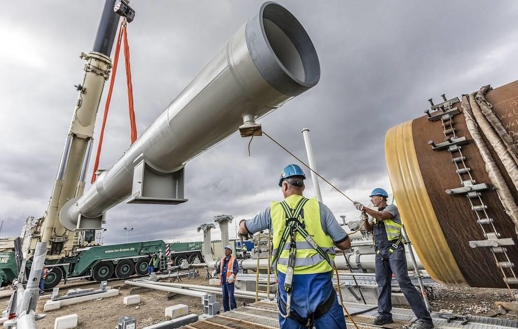 Американские СМИ: «Северный поток-2» вытеснит газ из США
