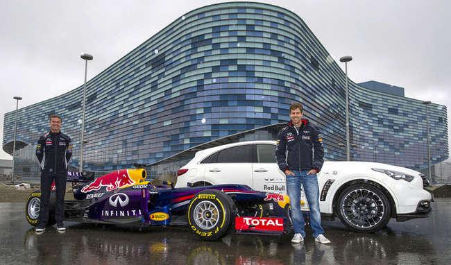Формула 1 в Сочи. Дождались! - Фото 12