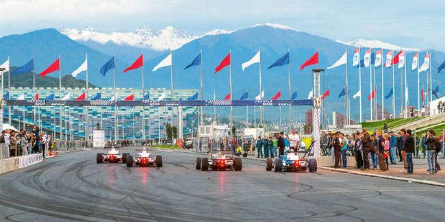 Формула 1 в Сочи. Дождались! - Фото 10
