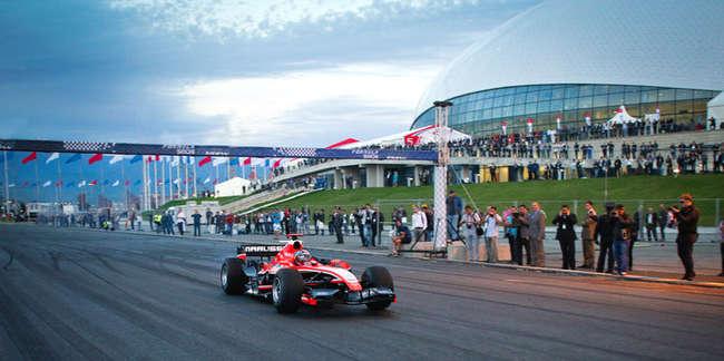 Формула 1 в Сочи. Дождались! - Фото 2