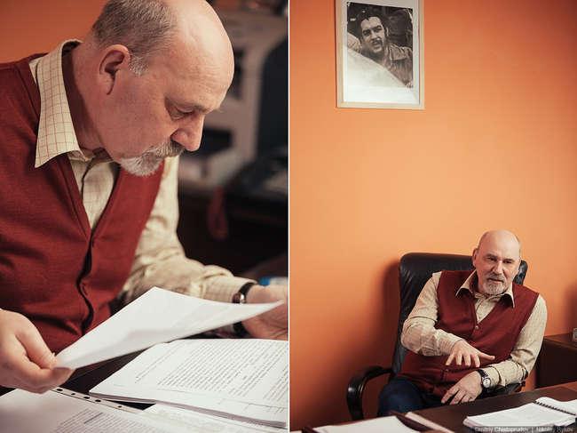 Александр Николаевич Голов генеральный директор Карабашмеди