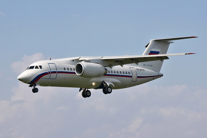 Ан-148-100E