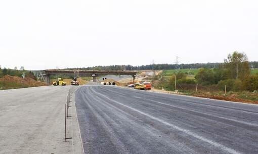 ЦКАД: Строительство третьего пускового участка от М-11 до М-7 «Волга»