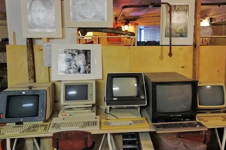 В калужском Боровске заработал музей компьютеров