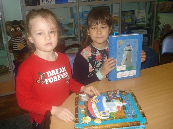 Выставка детской рукописной книги состоялась в Мурманской области